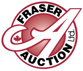 Fraser Auction Logo